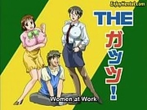 Women at Work Ep2 [EnjoyHentai.com]