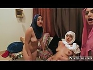 [First time] foursome Saudi Arabic Part 2