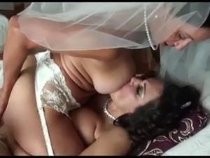 Lesbian Action #1 (The Cougar Brides)