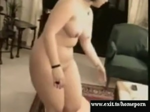 Arabic housewife Gedisa is sweet for hubby free