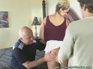 Husband Shares His Swinger Wife free