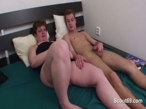 Mom get caught him and he revange with ass fuck and cumshot free