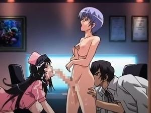 Exotic drama hentai video with uncensored futanari, anal,