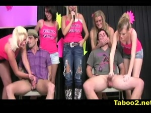 Jerk Off Contest Barbie vs Amanda