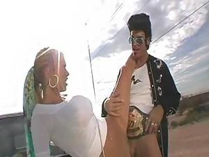 sex worker technique throat gagging