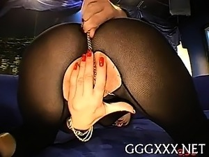 Hardcore drilling with ejaculation