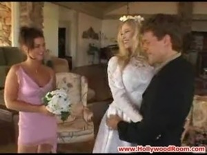 Bride and Bridesmaids' Anal Afternoon free