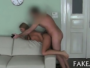 Remarkably wild cowgirl riding