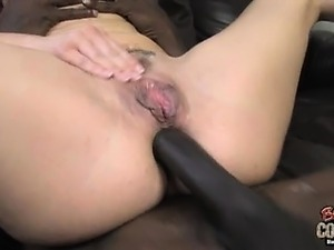 While my husband's away the black cock slut will play. My