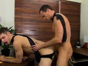 Naked guys Jason\'s firm shaft and swinging ball sack are fas