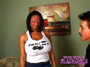 White Dicks in Black Chicks Carmen Hayes free
