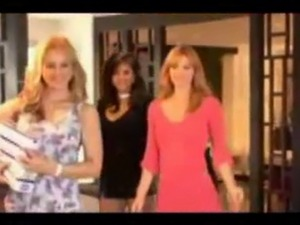 Foursome lesbian group sex with some hottest pornstars as Ann Marie, Heather...