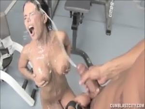 Cumblast In The Gym free