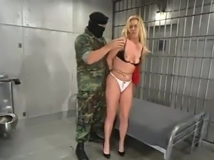 Trina has Tortured And Humiliated inside the Prison And loves It