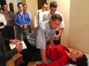 Gang bang Sex Videod