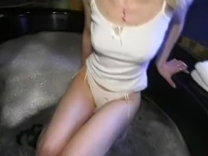 Ben Dover - Dirty Blondes two young blonde amateur girls in a hardcore gangbang