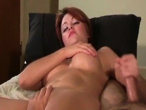 Amateurs Cumming Together During Foreplay