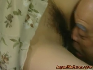 Japanese Mature Wife Cheating Sick Hubby With Old Guy free