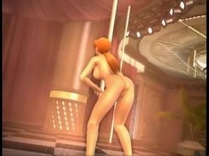 Katsumi Streptease 3D