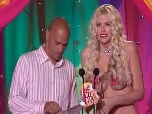 Anna Nicole Smith - Mtv Movie Awards