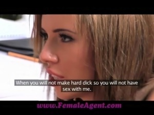 FemaleAgent Stud can fuck but can he finish free