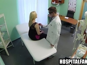 sexy girl doctor