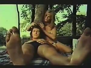 outdoor retro copulating