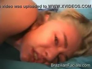 Gringo arrumou brasileiro pra comer o cu de sua esposa -...