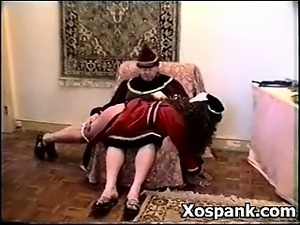 Kinky Erotic Vibrant Fetish Spanking Play