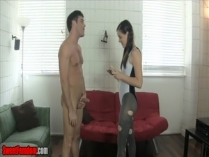 Long Teasing Ballbusting HJ by Michelle free