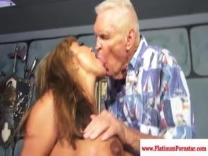 Ava Devine getting mouthfuls of cum free