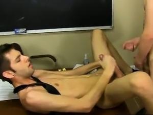 Hot gay sex Elijah White and Max Morgan are stuck grading th