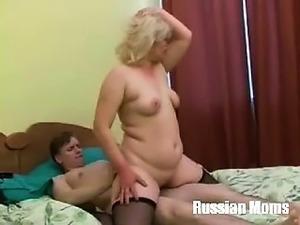 Russian mom Elena