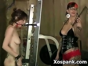Kinky Wild Spanking Chick Fetish Sex