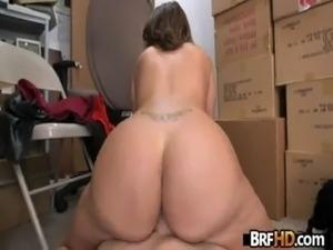 Vanessa Luna Fucked In Back Office Pt. 2 free
