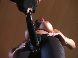 Mistress uses her bitch
