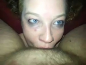 stupid ex gf meth whore sondra getting her facefucked free