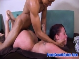Gianna Michaels - Hot Threesome And A Titfuck free