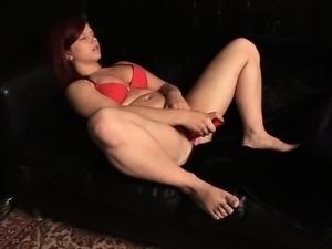 black ass dildo