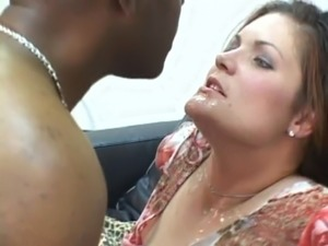Thick Ass Kali Stylz Gets Gaped By The BBC free