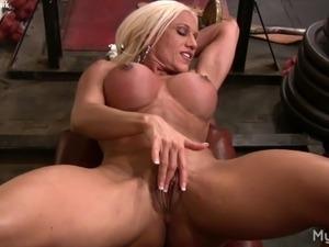 wife orgasm husband rubs clit