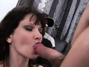Beautiful housewife Carrey amp, her hubby have a fantasy