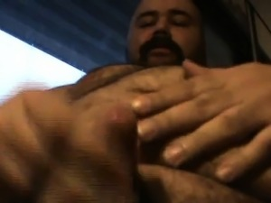 Danish Guy - Cum from below!