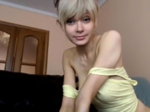 Hot Skinny Webcam Girl With Nice Tits