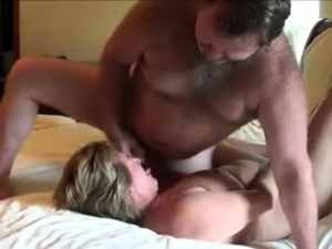 Horny MILF cheating on her husband