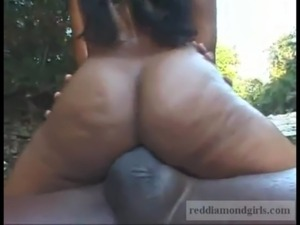 Thick Dominican Ass free