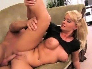 Wendy is hungry for cock