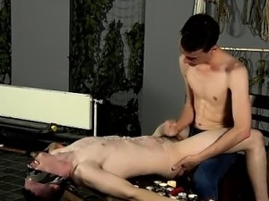 Gay sex twink toons Wanked And Waxed To The Limit