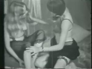 Vintage Strip Poker Hen Party