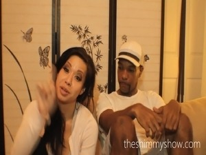 TheShimmyShow - Late night Chinese delivery ft. Kimmy Lee